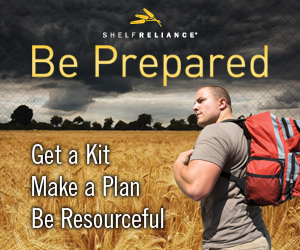 Prepare with Food Storage and Emergency Supplies